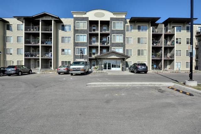 625 Glenbow Drive #1412, Cochrane, AB T4C 0S7 (#A1026190) :: Western Elite Real Estate Group