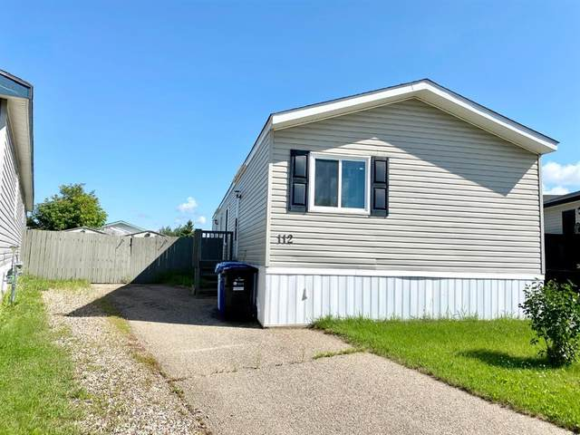 112 Greenfield Place, Fort Mcmurray, AB T9H 2M1 (#A1026243) :: Team J Realtors