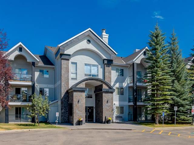 2022 Canyon Meadows Drive SE #315, Calgary, AB T2J 7H1 (#A1026264) :: Canmore & Banff