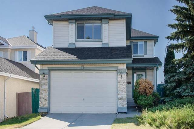 9802 Hidden Valley Drive NW, Calgary, AB T3A 5L2 (#A1026283) :: Redline Real Estate Group Inc