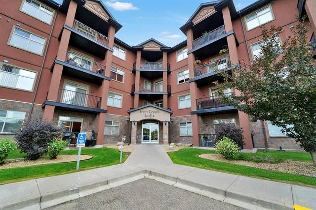 69 Ironstone Drive #212, Red Deer, AB T4R 0J8 (#A1026291) :: Canmore & Banff