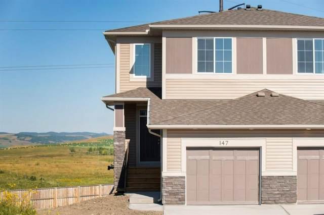147 Heritage Heights, Cochrane, AB T4C 2R5 (#A1026295) :: Team J Realtors