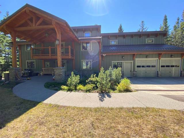 26121 Brule Road #10, Rural Yellowhead, AB T7V 1X6 (#A1026412) :: Canmore & Banff