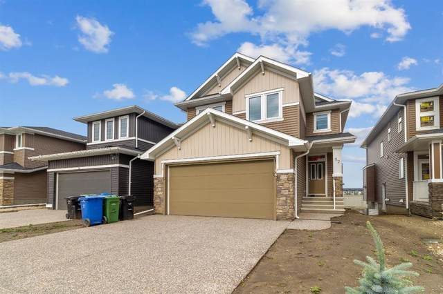 52 Red Embers Square NE, Calgary, AB T3N 0X8 (#A1026445) :: Canmore & Banff