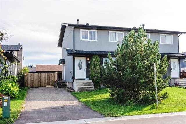 120 Mcconachie Crescent, Fort Mcmurray, AB T9K 1K9 (#A1026477) :: Canmore & Banff