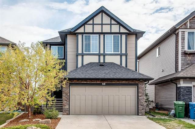 56 Brightonwoods Grove SE, Calgary, AB T2Z 0T1 (#A1026524) :: Redline Real Estate Group Inc