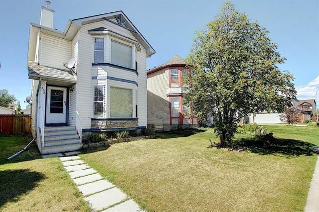 252 Tarington Close NE, Calgary, AB T3J 3Z2 (#A1026532) :: Redline Real Estate Group Inc