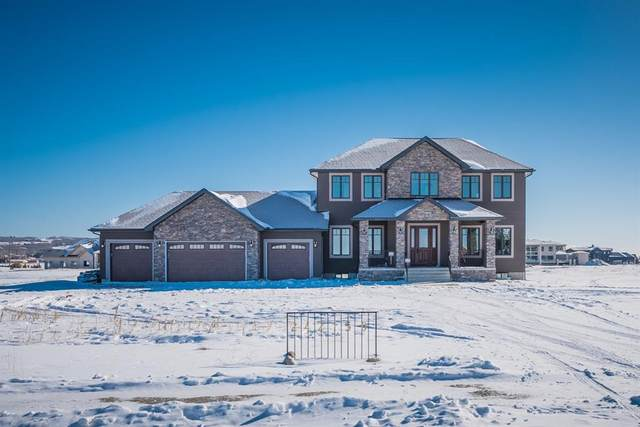 242150 Windhorse Way, Rural Rocky View County, AB T3Z 0B5 (#A1026549) :: The Cliff Stevenson Group