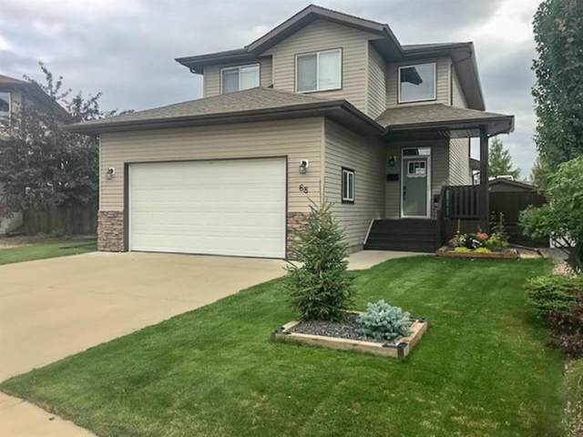 68 Daniel Close, Red Deer, AB T4R 3M3 (#A1026613) :: Canmore & Banff