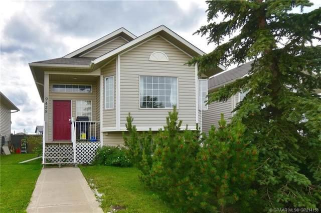 9425 129 Avenue, Grande Prairie, AB T8X 1R3 (#A1026629) :: Canmore & Banff