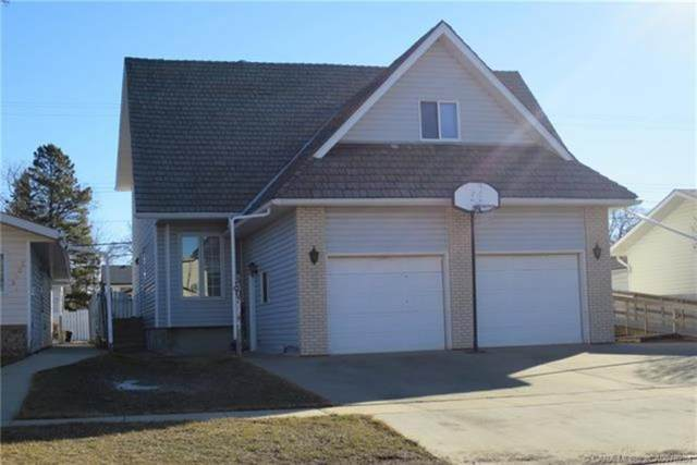 5007 53 Street, Stettler Town, AB T0C 2L2 (#A1026711) :: Canmore & Banff