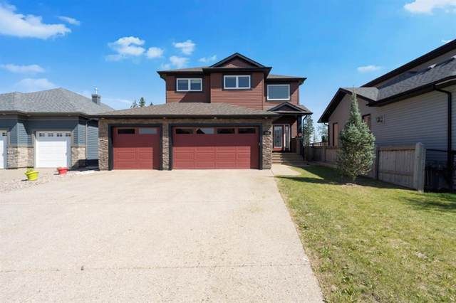 219 Wild Rose Street, Fort Mcmurray, AB T9K 0G8 (#A1026752) :: Canmore & Banff