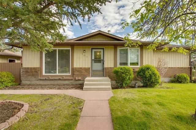 107 Hodson Crescent, Okotoks, AB T1S 1C6 (#A1026812) :: Calgary Homefinders