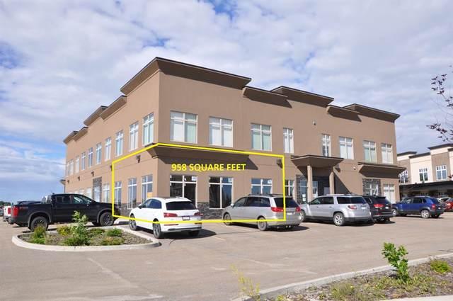 9625 97 Street #103, Grande Prairie, AB T8V 8V9 (#A1026986) :: Western Elite Real Estate Group