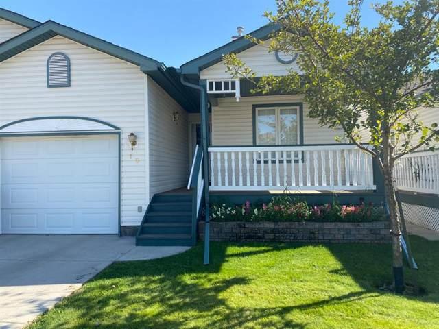 19 Fairviewpark Lane, Brooks, AB T1R 1G9 (#A1027218) :: Canmore & Banff