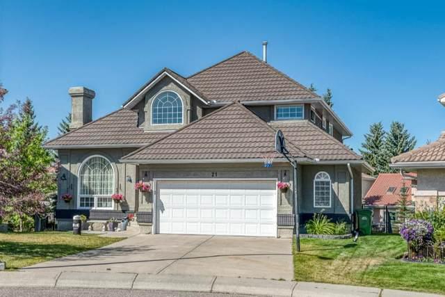 21 Hamptons Heath NW, Calgary, AB T3A 5E8 (#A1027252) :: Calgary Homefinders
