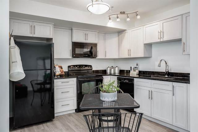 2781 Chinook Winds Drive SW #13107, Airdrie, AB T4B 3S5 (#A1027266) :: Canmore & Banff