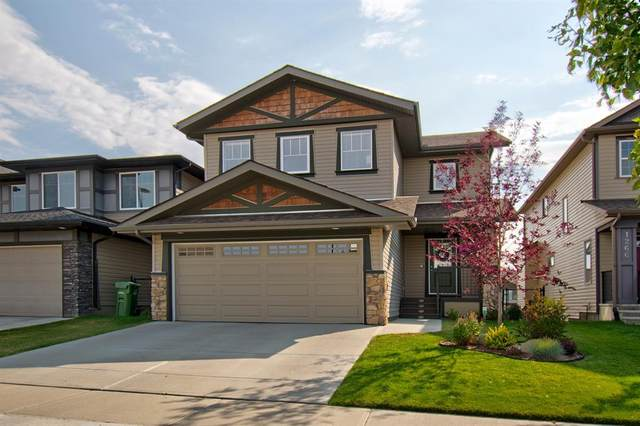 1270 Reunion Road NW, Airdrie, AB  (#A1027274) :: Calgary Homefinders
