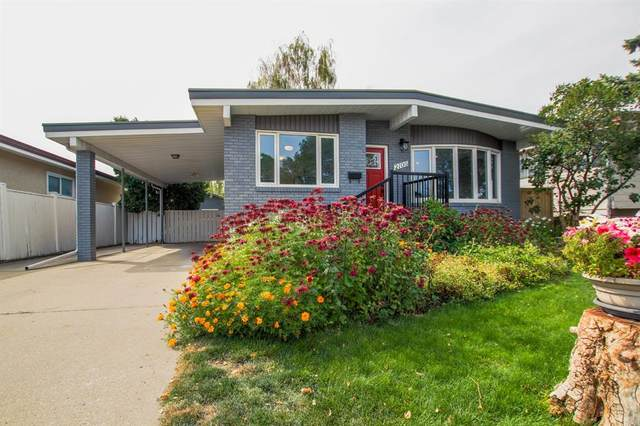 2106 36 Street S, Lethbridge, AB T1K 3T6 (#A1027282) :: Canmore & Banff