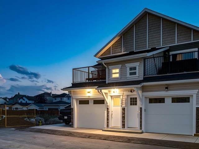 115 Sagewood Drive SW #224, Airdrie, AB T4B 4V5 (#A1027288) :: Canmore & Banff