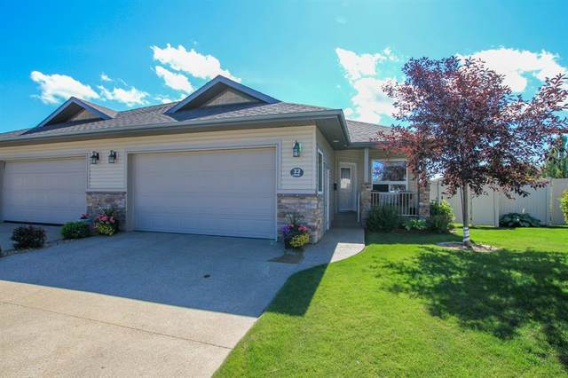 22 Cody Place, Red Deer, AB T4P 0M4 (#A1027300) :: Canmore & Banff