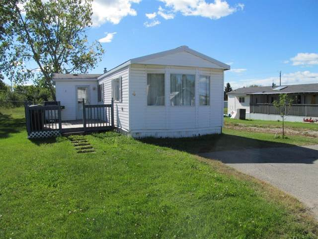 4 Parkview Village Street, Beaverlodge, AB T0H 0C0 (#A1027339) :: Team Shillington   Re/Max Grande Prairie