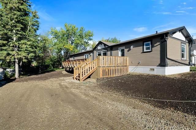1007 6 Avenue, Beaverlodge, AB T0H 0C0 (#A1027374) :: Team Shillington | Re/Max Grande Prairie