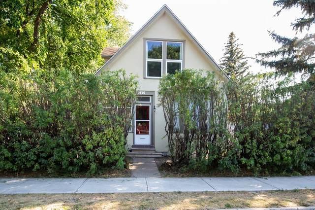 920 9 Avenue S, Lethbridge, AB T1J 1T8 (#A1027546) :: Canmore & Banff