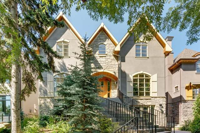 614 Crescent Boulevard SW, Calgary, AB T2S 0V5 (#A1027651) :: Western Elite Real Estate Group
