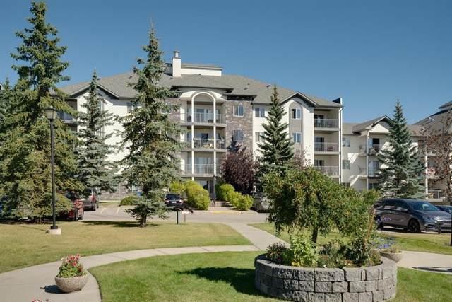 55 Arbour Grove Close NW #517, Calgary, AB T3G 4K3 (#A1027677) :: Team J Realtors