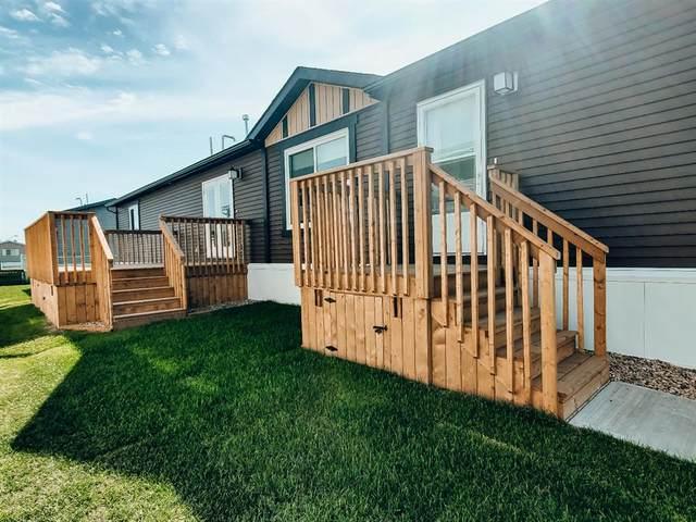 10615 88 Street #362, Grande Prairie, AB T8X 1P5 (#A1027692) :: Canmore & Banff