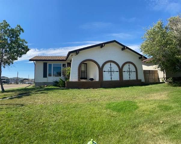 715 Bankview Drive, Drumheller, AB T0J 0Y6 (#A1027730) :: Redline Real Estate Group Inc