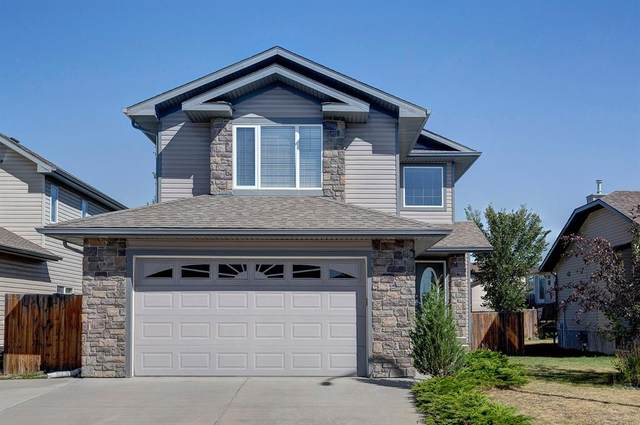 82 Aspen Circle, Strathmore, AB T1P 1X8 (#A1027747) :: Canmore & Banff