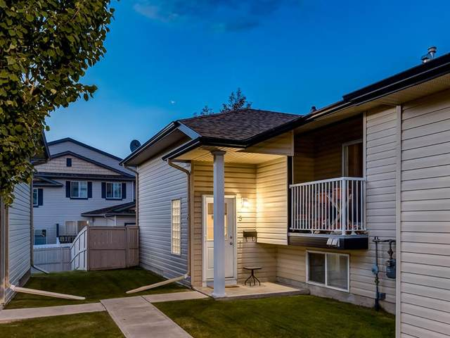 103 Addington Drive #5, Red Deer, AB T4R 3C6 (#A1027789) :: Canmore & Banff