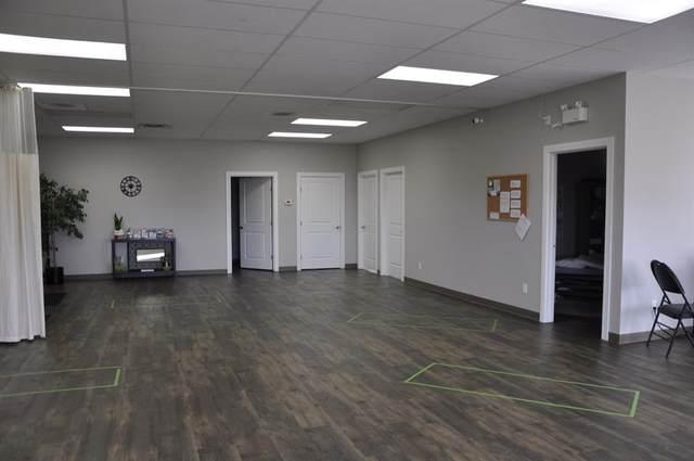 9625 97 Street #202, Grande Prairie, AB T8V 8V9 (#A1027878) :: Western Elite Real Estate Group