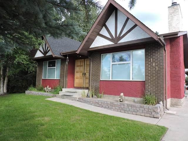 189 Hansen Drive, Hinton, AB T7V 1J1 (#A1027885) :: Canmore & Banff