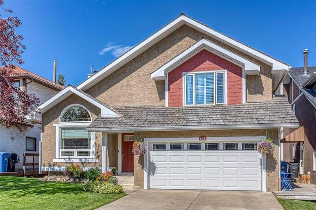 124 Strathaven Circle SW, Calgary, AB T3H 2K8 (#A1027914) :: Redline Real Estate Group Inc