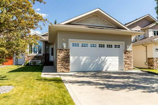 43 Vincent Close, Red Deer, AB T4R 0H7 (#A1027926) :: Canmore & Banff