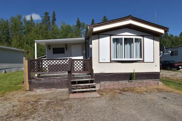 9 Pinewood Drive #18, Rural Clearwater County, AB T4T 2A4 (#A1027966) :: Team J Realtors