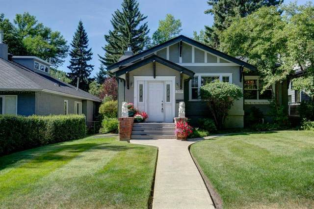2409 Morrison Street SW, Calgary, AB T2T 3J4 (#A1027984) :: Canmore & Banff