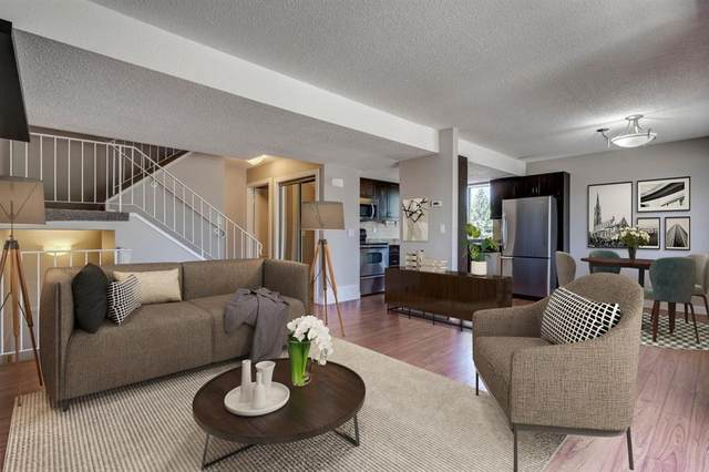 2200 Woodview Drive SW #412, Calgary, AB T2W 3N6 (#A1027986) :: Redline Real Estate Group Inc