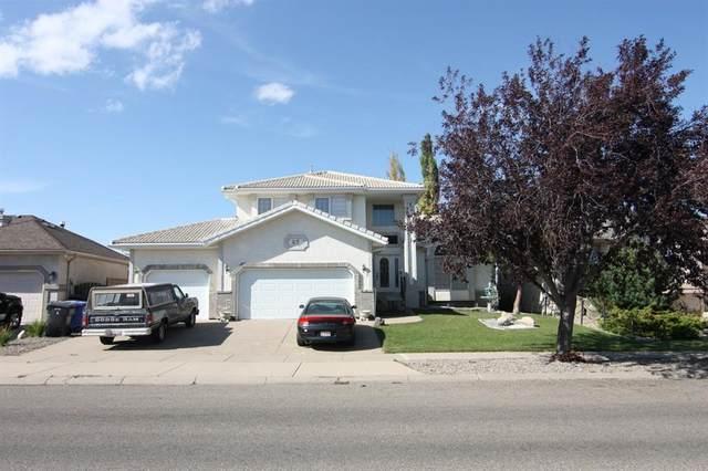87 Canyon Boulevard W, Lethbridge, AB T1K 6W7 (#A1028053) :: Canmore & Banff
