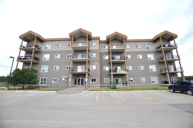 9229 Lakeland Drive #203, Grande Prairie, AB T8V 0B8 (#A1028130) :: Canmore & Banff