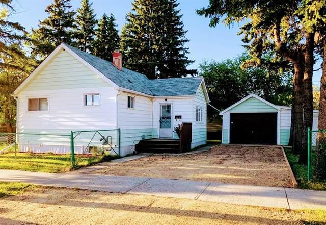 5205 45 Street, Camrose, AB T4V 1E8 (#A1028131) :: Canmore & Banff