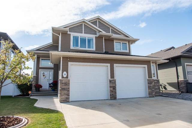 99 Voisin Close, Red Deer, AB T4R 0N1 (#A1028146) :: Canmore & Banff