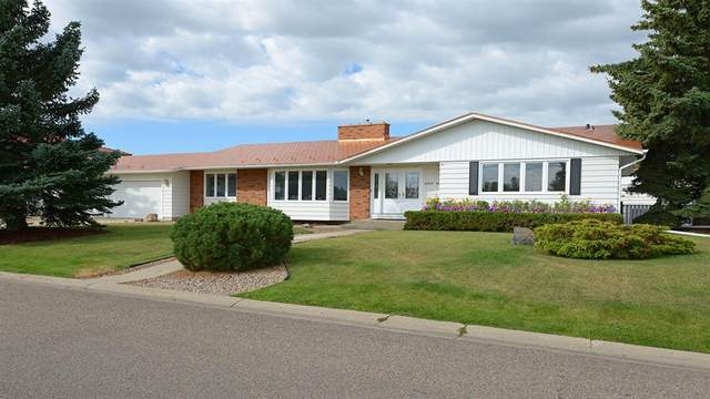 4214 62 Street, Stettler Town, AB T0C 2L1 (#A1028180) :: The Cliff Stevenson Group