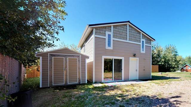 35 Sunset Lane, Rural Stettler County, AB T0C 2L0 (#A1028186) :: Canmore & Banff