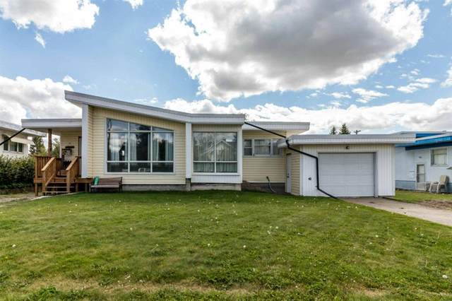 4943 42 Street, Innisfail, AB T4G 1J9 (#A1028193) :: Canmore & Banff