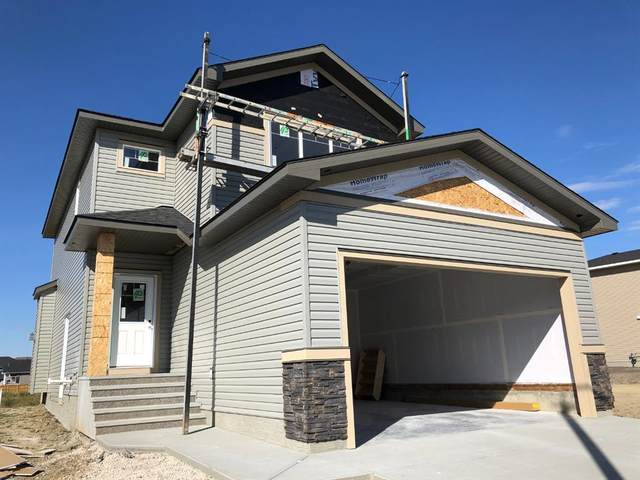 846 Hampshire Crescent NE, High River, AB T1V 0E3 (#A1028212) :: Redline Real Estate Group Inc