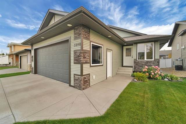 5990 Orr Drive, Red Deer, AB T4P 0C9 (#A1028377) :: Canmore & Banff